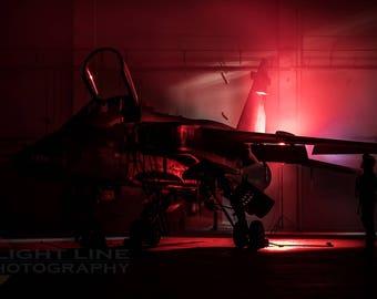 An Unspoken Bond - RAF SEPECAT Jaguar