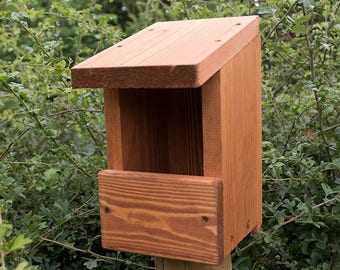 Classic Multi Species Nest Box Open Fronted