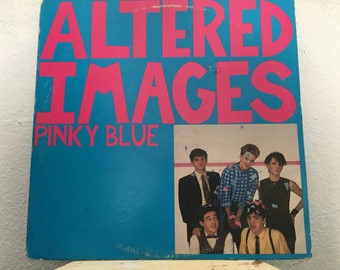 "Altered Images - ""Pinky Blue"" vinyl record"