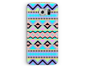 Case for Samsung Galaxy S5, Cover for S5, Aztec Samsung Case, Geometric phone case, S5 Samsung Case, Samsung Case, Case for Galaxy S5 cell