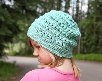 Crochet Hat Pattern - Chandi's Hat