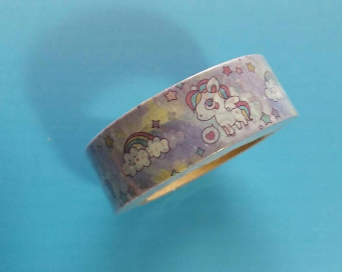 Unicorn Washi Tape Roll