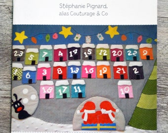 Pouch pattern my sewing advent calendar