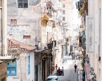 Havana Cuba Photography, Cuban Car, Photo, Havana Poster, Havana Cuba, Havana Print, Cuban Art Print, Havana Art, Car Prints, Cuba Poster