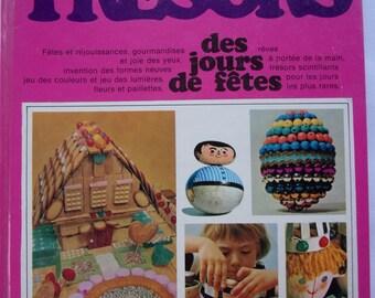 Book children's activities - holiday TREASURES-