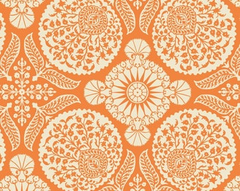 Joel Dewberry FLORA Designer Fabric by the yard FREE SHIPPING