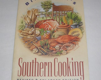 Bill Neil's Southern Cooking Cookbook 1985 Softcover