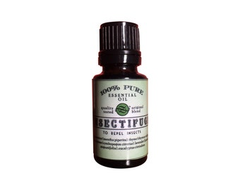 Insectifuge Essential Oil Blend to Repel Insects - 15 ml