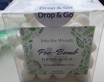 Into the Woods Poo Bomb