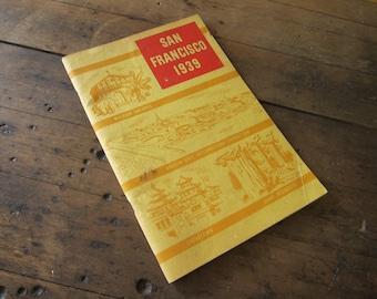 1939 San Francisco by Californians Inc