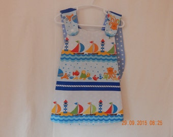 Pinafore and Bloomers