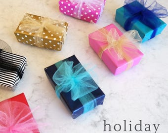 Gift Wrapping Option, Gift Wrap Service, Gift Wrap Add-on