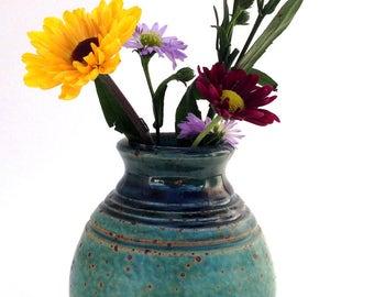 4 Inch Ceramic Vase