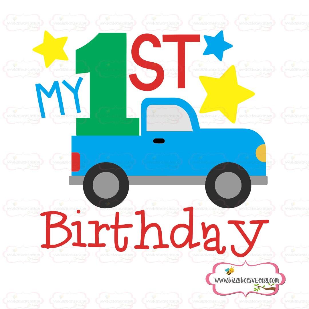 cumpleaños SVG DXF cumpleaños de corte archivo EPS diseño de