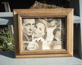 Solid Hard Maple Frame Art Frame, Picture Frame, Photo Frame