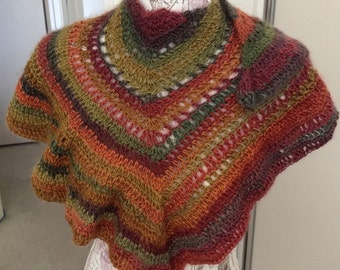 Special discount Fall Colors Shawlette