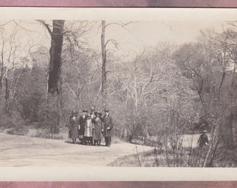 Vintage Photo, Prospect Park, Brooklyn, 1919, Vernacular, History, NYC Parks, New York, Historical, New York History, Public Park, 1910s