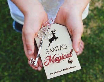 Santa's Magical Key | Santa - Christmas - Magic