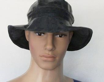 Latex Chlorinated fishing hat