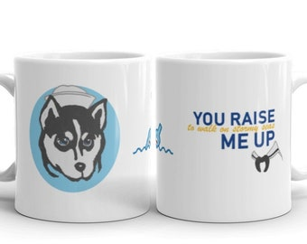 Mug for Navy Mom - Mother's Day Gift - Navy Mom Gift - Mother's Day Mug - Gift for Mom - Navy Mom Mug - Navy Mug - Puppy Mug - Dog Mom Mug