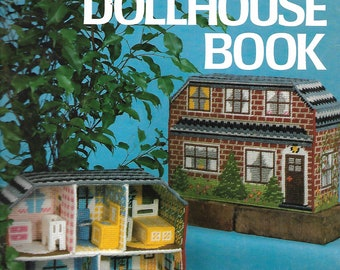 Dollhouse Book, American School of Needlework S-8