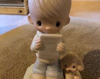 """Precious Moments Figurine - E-1379/B """"God understands"""""""