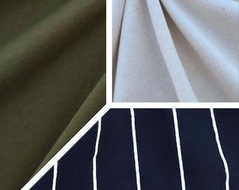 100% Cotton Jersey (Medium weight)