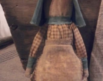 Corn Cob Doll e pattern