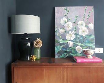 large painting, original oil painting, flower painting, bouquet painting, botanical art, large painting, stillife, large canvas art