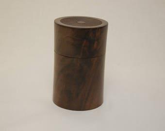 Handmade Black Walnut Box-