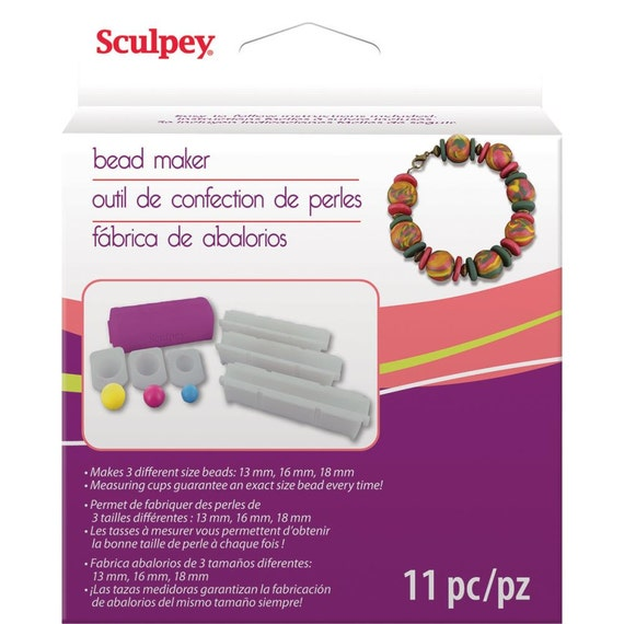 Sculpey bead roller, maker makes perfect beads everytime