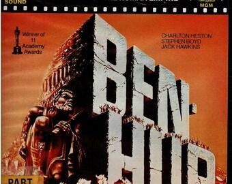 Ben - Hur - 3 part super 8 color sound movie