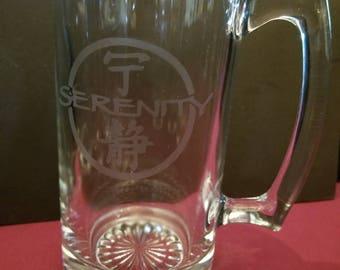 Serenity Beer Mug