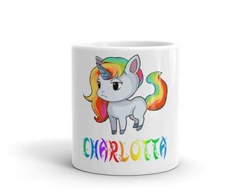 Charlotta Unicorn Mug
