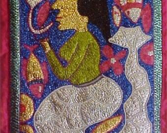 The Mermaid, Haitian banner