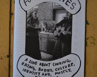 Food Stories zine