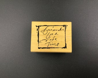 Art Impressions Rubber Stamp