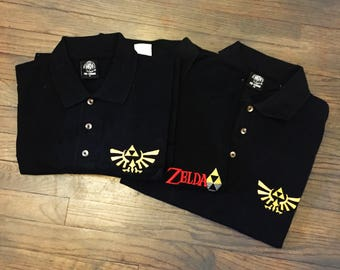 Triforce Polos