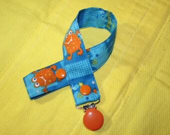 Silly Monster paci clip