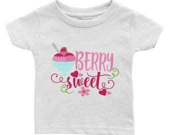 Berry Sweet Infant Tee