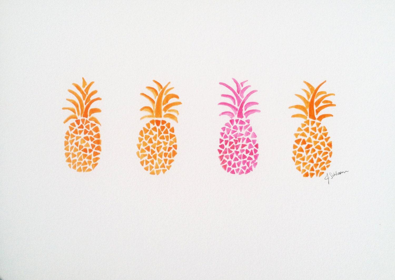 Fruit art wall decor