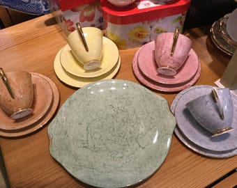 Royal Albert Gossamer Trios (available in a range of colours)