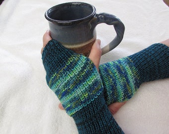 Fingerless Wrister-Arm Warmers-Knit Fingerless Glove-Wrist Warmers-Knit Fingerless-Fingerless Gloves Women-Winter Gloves
