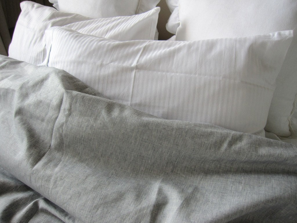 linen rejuvenation duvet belgian catalog walter cover collections flax sized shams detail heathered gray edited