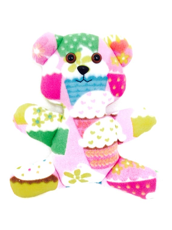 Teddy Bear Sewing Pattern / Toy Patterns / Teddy Bear Pattern / Easy ...
