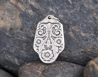 Silverware Pendant SP064