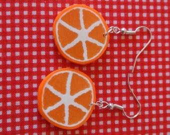 Bo slice of orange