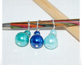Stitch Markers for knitting ring stitch markers 3 Colors choice
