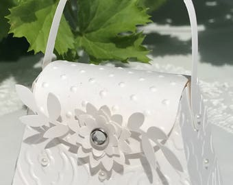 Brides Purse Favor Box