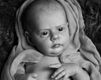 DEPOSIT - CUSTOM Maik Auer Reborn Baby Doll